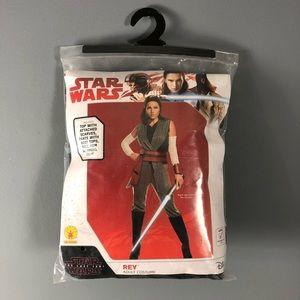 Star Wars The Last Jedi Women's Rey Costume